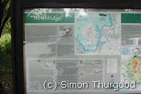 [Public notice board at Newbridge]