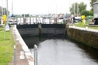 [Canal Gates at Turf lock]
