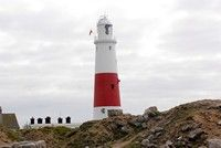 [Portland bill light house]